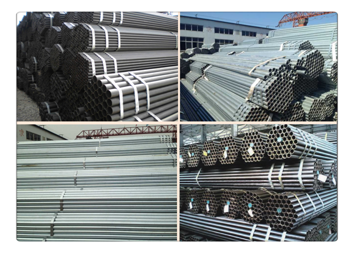 Mild Steel Pipes for Construction Manufacturers