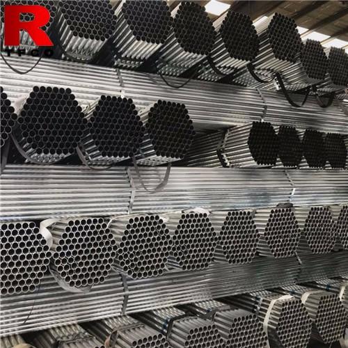 JIS3444 Standard Galvanized Steel Pipes