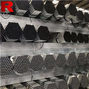 JIS3444 Standard Galvanized Steel Pipes