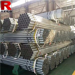 Galvanized BS1139 Pipes For Scaffolding