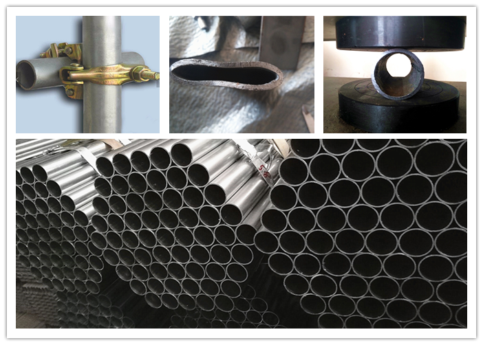 Galvanzied Scaffolding Steel Pipe Price