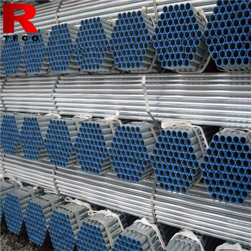 Water Supply Galvanized Steel Pipes