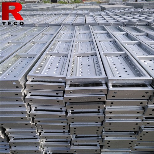 225mm Steel Planks For Scaffolding Formwork