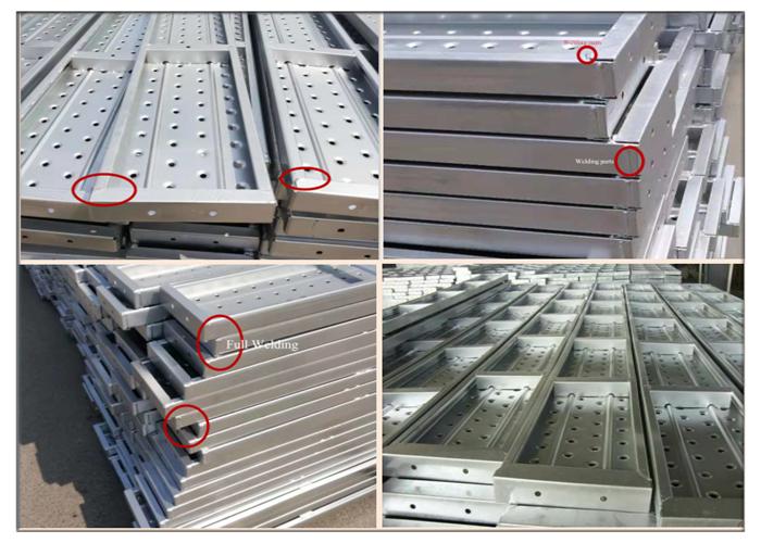 420mm steel palnks