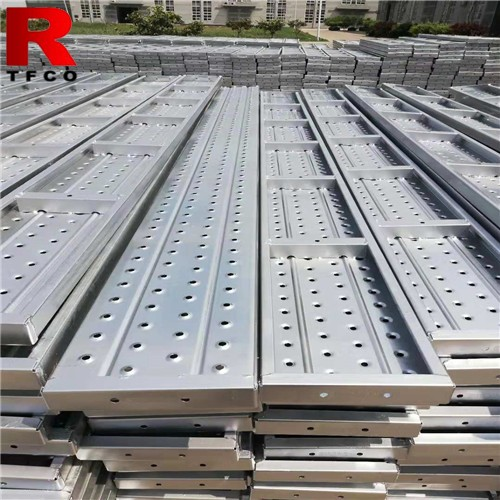 210mm Steel Planks For Scaffolding Formwork