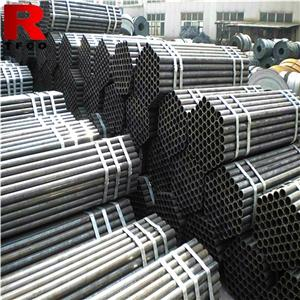 Q235 Black Steel Pipes And Tubes