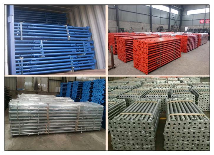 EN74 pipe accessories