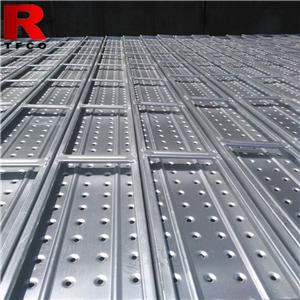240 Mm GI Plank For Scaffolding