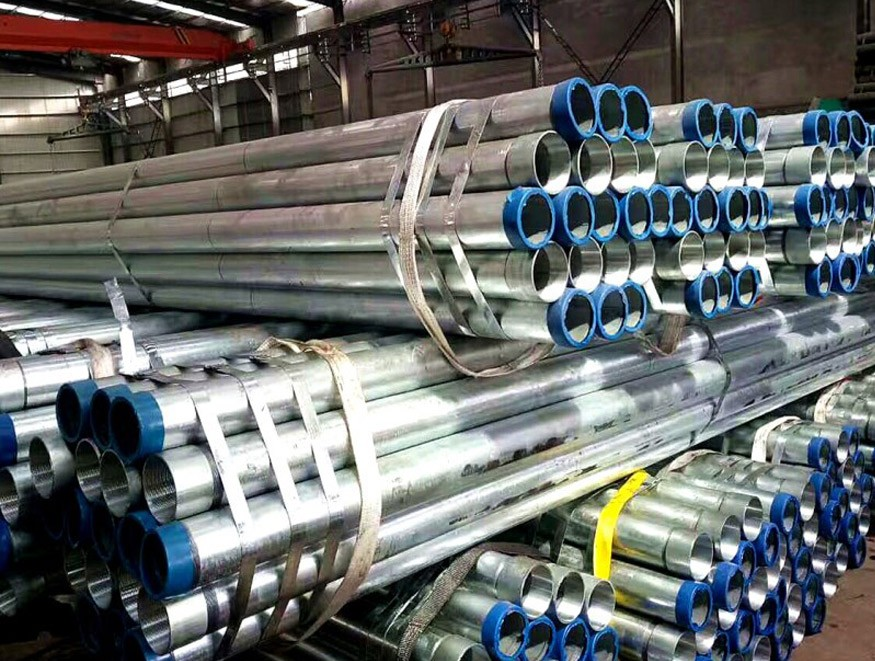 Fast Delivery for Steel Pipes