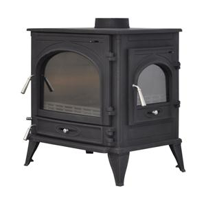 Black Wood Burners US Stove For Sale