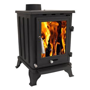 CE Approval Large Outdoor Wood Furnace Stove