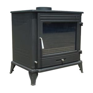 Carbonization Corner Wood Burning Fire Stove