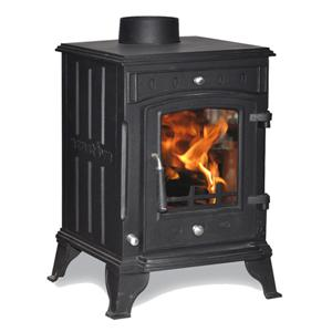 Contemporary Pot Belly Wood Burning Log Burners Stoves Uk