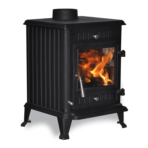 CE Marked Cast Iron Wood Burning Stove