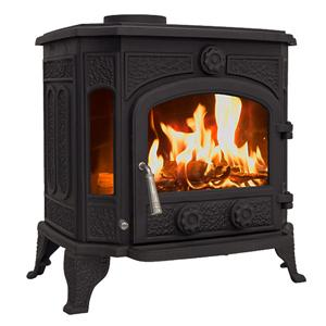 Modern Outdoor Wood Burning Multifuel Stoves