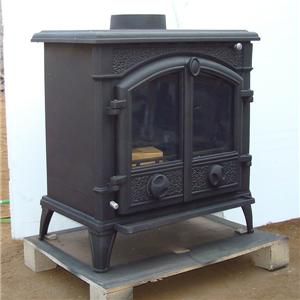 New Cast Iron Outdoor Wood Stove Combi Boiler Cost