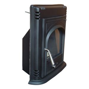 Cast Iron Fireplace Insert Stove