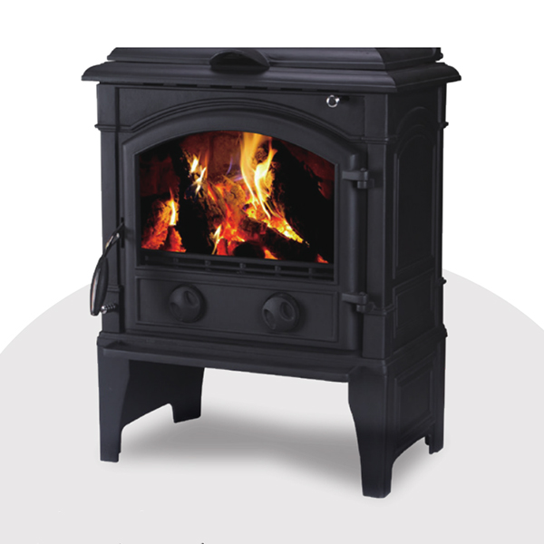 Cast Iron Wood Burning Cooking Stove