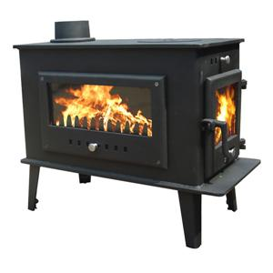 Cast Iron Fireplace Camping Cooker Stove