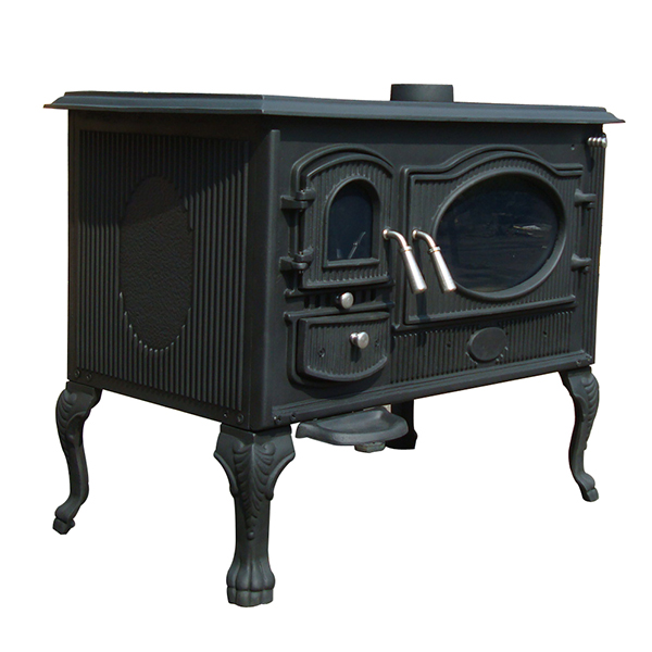 Cast Iron Wood Stoves Combi Oven