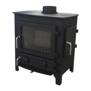 High Efficiency Steel Wood Burning Stove