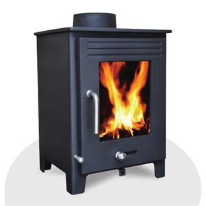 German Prity Steel Wood Burner Stoves