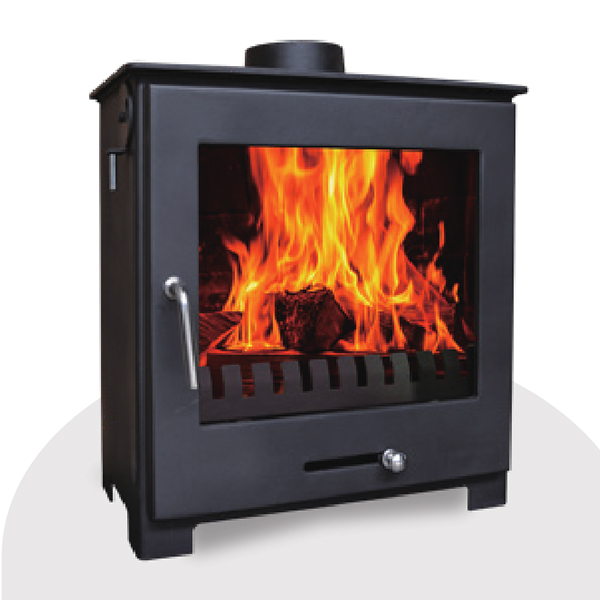 Lightweight Backyard Campfire Steel Woodburning Stoves