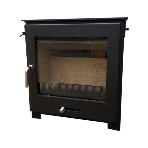 Commercial Modern Log Burners Steel Furnace Stove