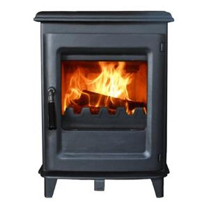Mini Wood Log Fire Log Burner Steel Heater Stove