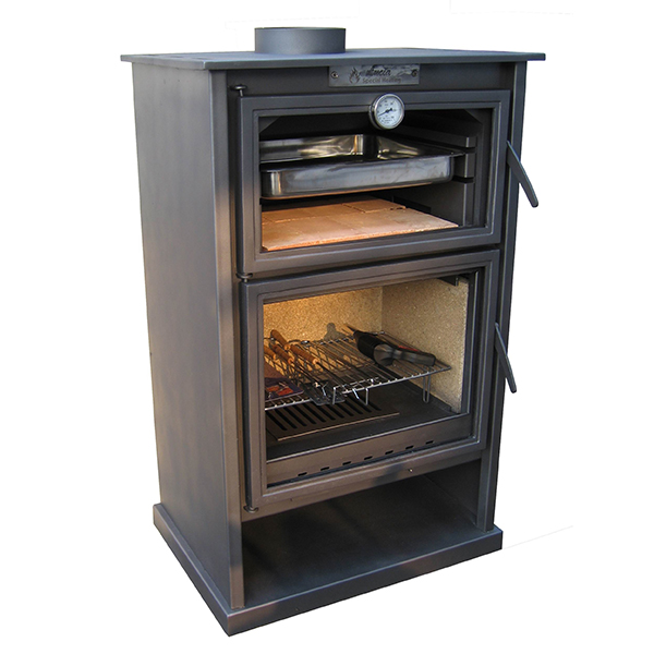 Cast Iron Ourdoor Wood Pizza Oven Stoves