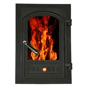 Fireplace Glass Doors Parts