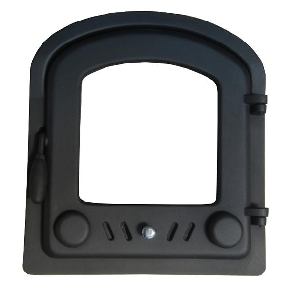 Cast Iron Wood Stove Door