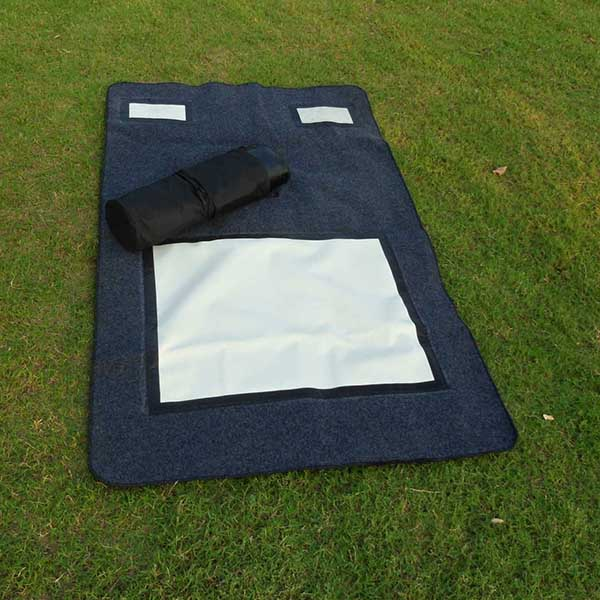 Fireproof Heating Mat With Bag