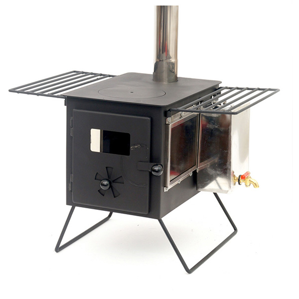 Supply High Quality Outdoor Small Pellet Camping Stove