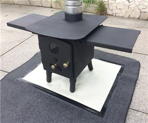 Camping Wood Tent Stove