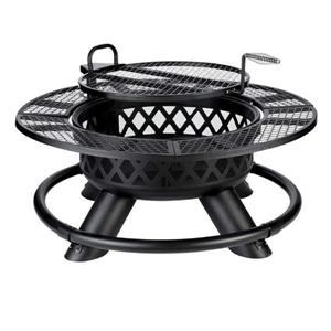 Bbq Camping Fire Pit Grill Stoves