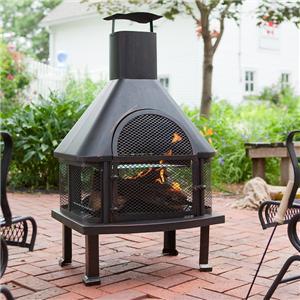 Ourdoor Wood Burner Furnace Camping Stove