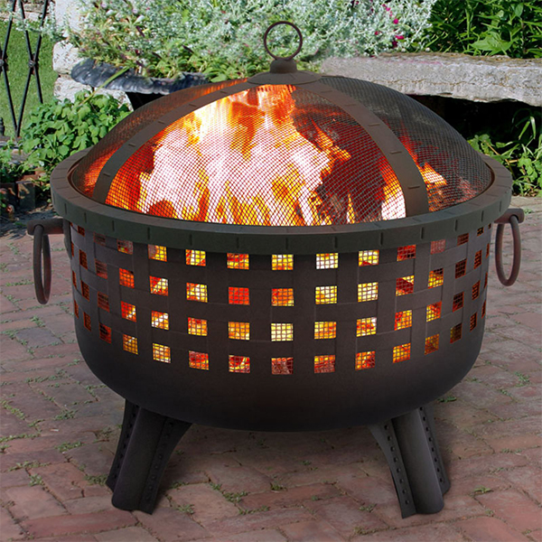 Portable Wood Pellet Best Fire Pit Stove