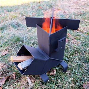 Portable Backpack Rocket Stoves Outdoor