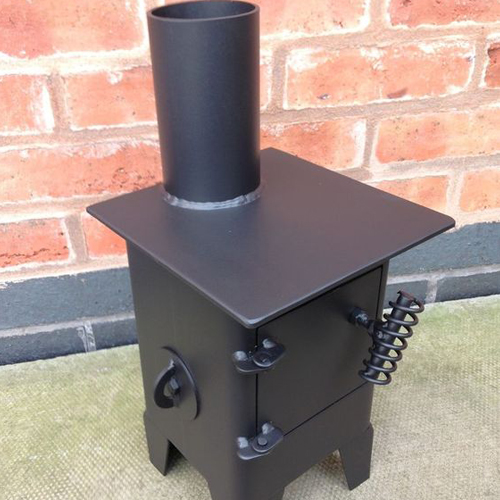 DIY Outdoor Outfitter Wood Burner KP Stove