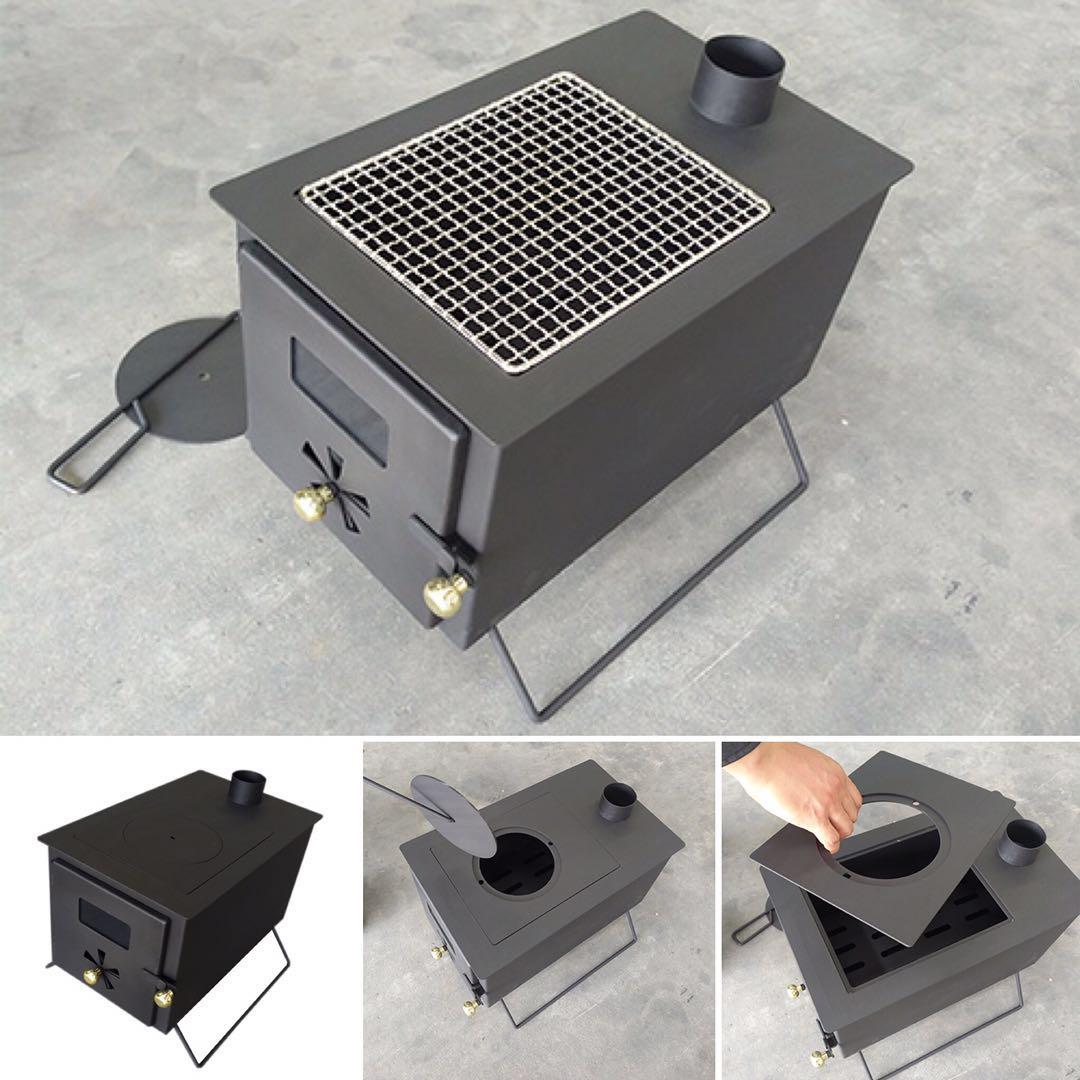firebox stove