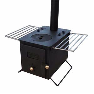 Portable Camping Tent Wood Stove