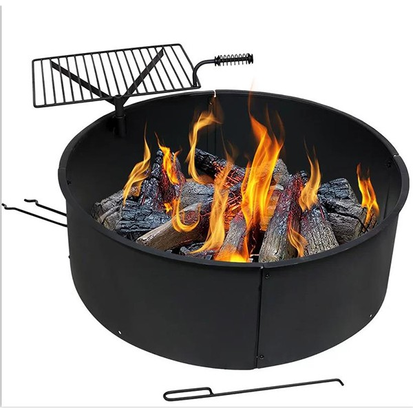 Fire Pit Ring With Portable BBQ Grill Manufacturers, Fire Pit Ring With Portable BBQ Grill Quotes, Fire Pit Ring With Portable BBQ Grill Suppliers