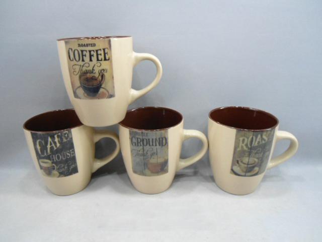 세라믹 커피 잔