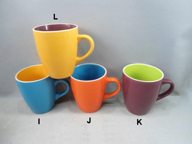 seramik kahve kupaları