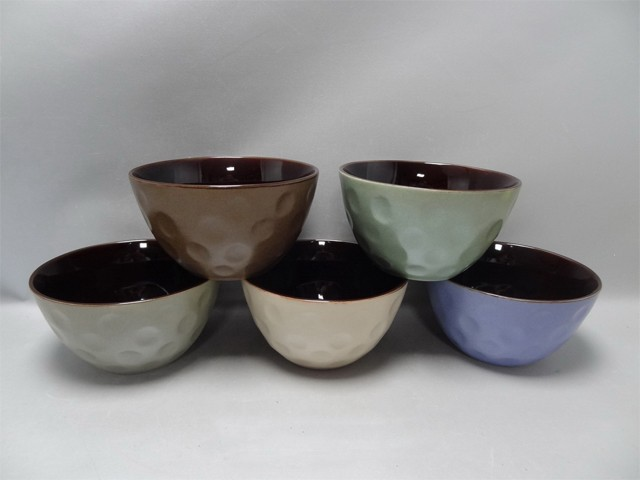 ceramic soup bowl with handle