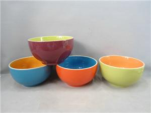 Ceramic Salad Bowl Set