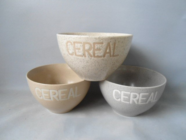 Ceramic Food Bowl