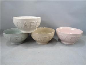 Ceramic Personalized Salad Bowl