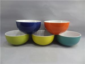 Ceramic Colored Bowl